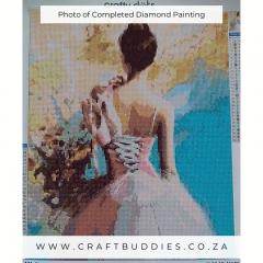 Diamond Painting Ballerina