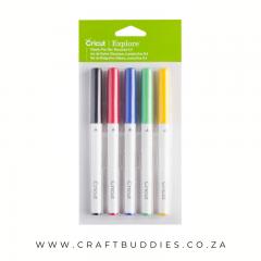 Cricut Explore/Maker Fine Point Pen Set (Classics)
